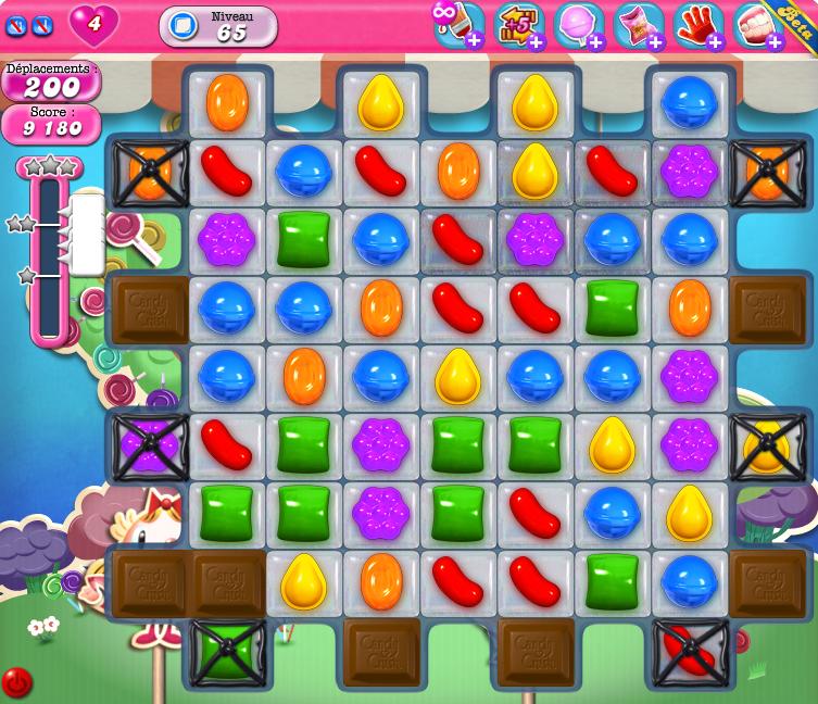 Candy Crush Saga en ligne  jouez sur Kingcom
