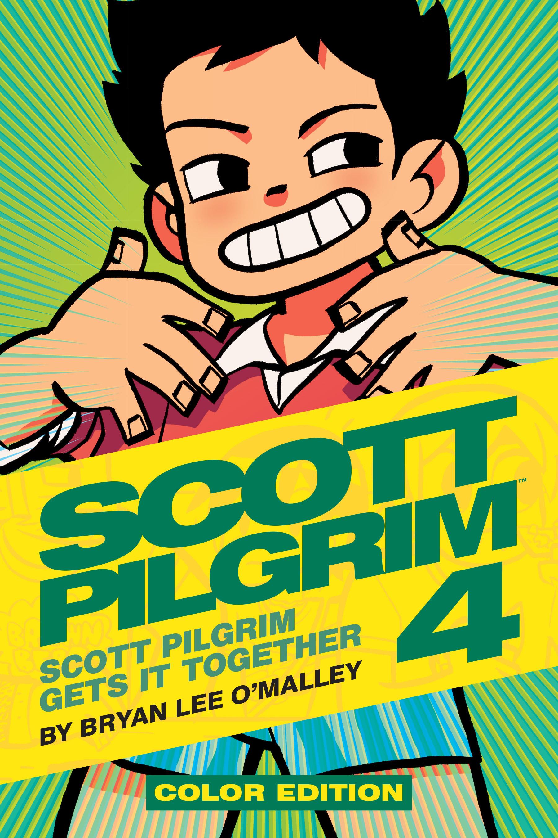 Read online Scott Pilgrim comic -  Issue #4 - 1
