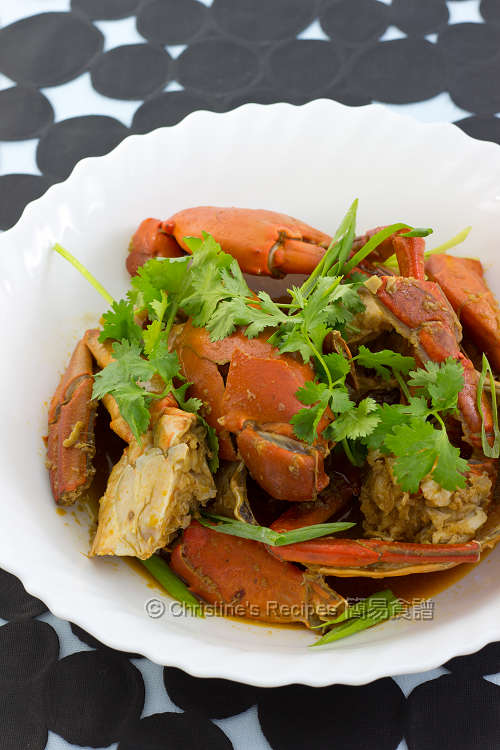 Singaporean Chilli Crab01