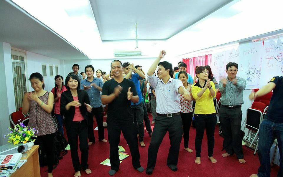 Ninh Xuân Trường - Khởi động lấy năng lượng cho buổi học