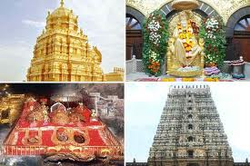 Top 20 Richest Temples in India