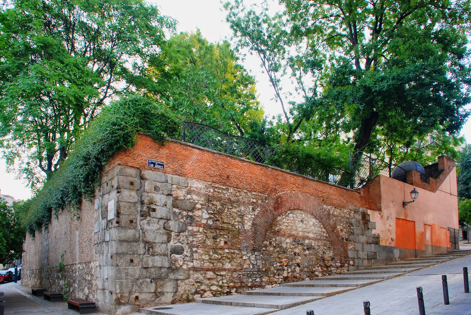 Palacio de los Condes de Anglona (Jardín).