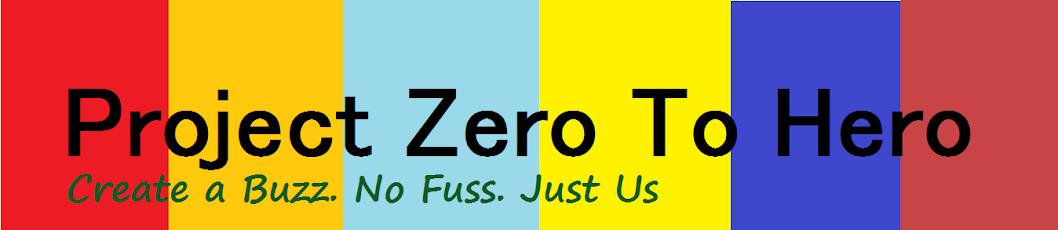 project zero to hero