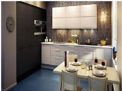 Decoraciones y modernidades estilos de cocinas modernas for Estilos de cocinas integrales modernas