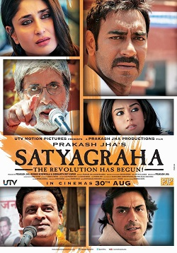 Watch Satyagraha (2013) Hindi Full Movie Watch Online For Free