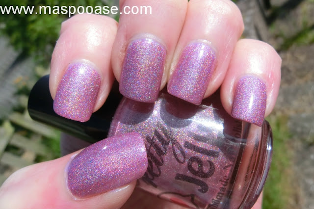 Pretty-Jelly-Lovey-Dovey-Swatch