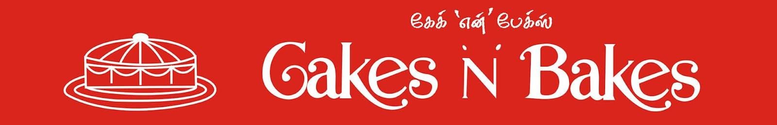 Cakes N Bakes Chennai Tamil Nadu