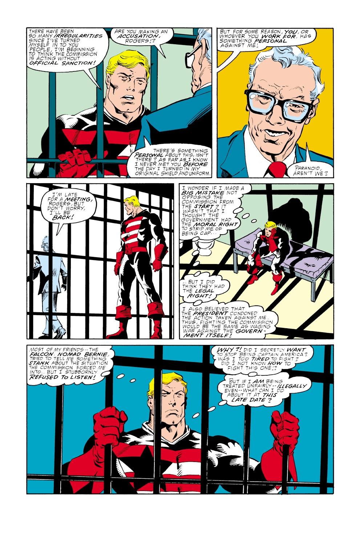 Captain America (1968) Issue #347 #277 - English 8