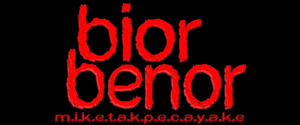 Blog Bior Benor