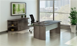 Mayline Medina Office Furniture Set
