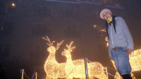 anh dep dem noel 004 Chùm ảnh đẹp trong đêm Noel