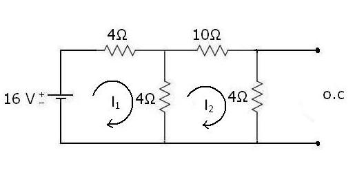 electrical circuits  u0026 network theorems  solved problem