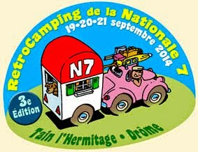 19-20-21 septembre 2014 : Rétrocamping