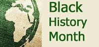 Africa globe - Black History Month