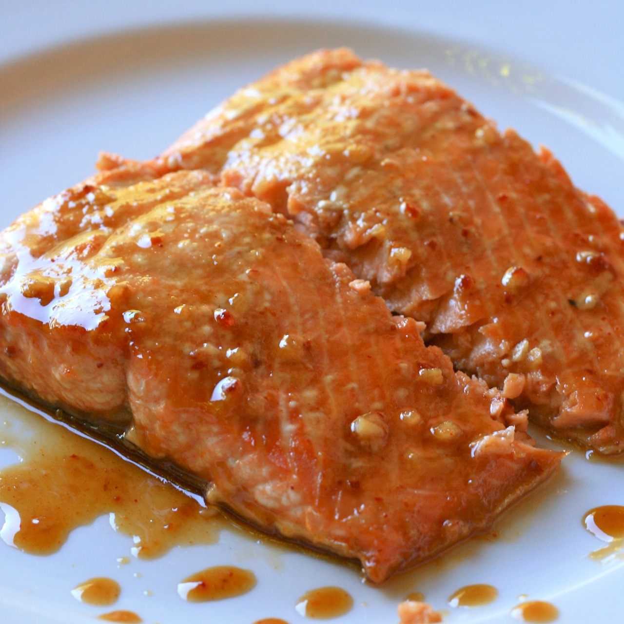 Glazed Salmon Recipes — Dishmaps