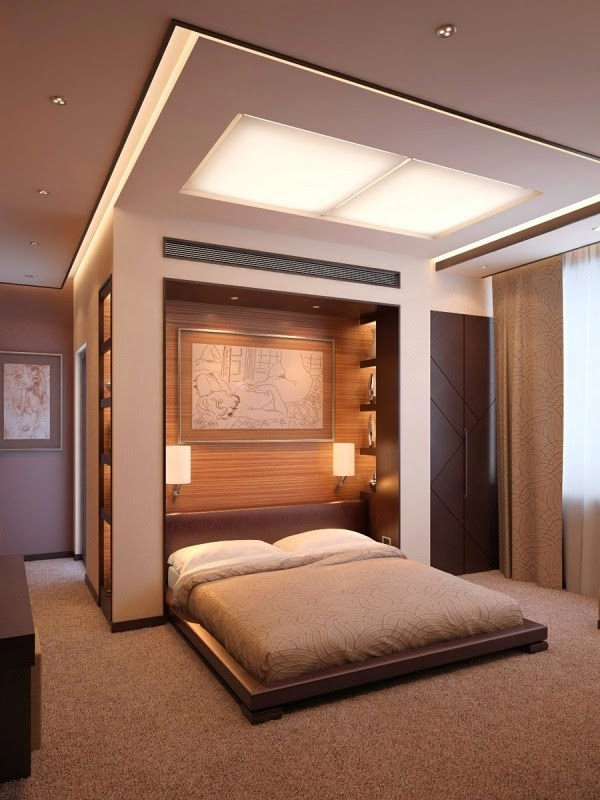 20 Awesome Brown Bedroom Ideas: Color Schemes For The Luxury Interio Home Design Ideas