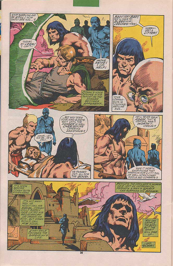 Conan the Barbarian (1970) Issue #251 #263 - English 23