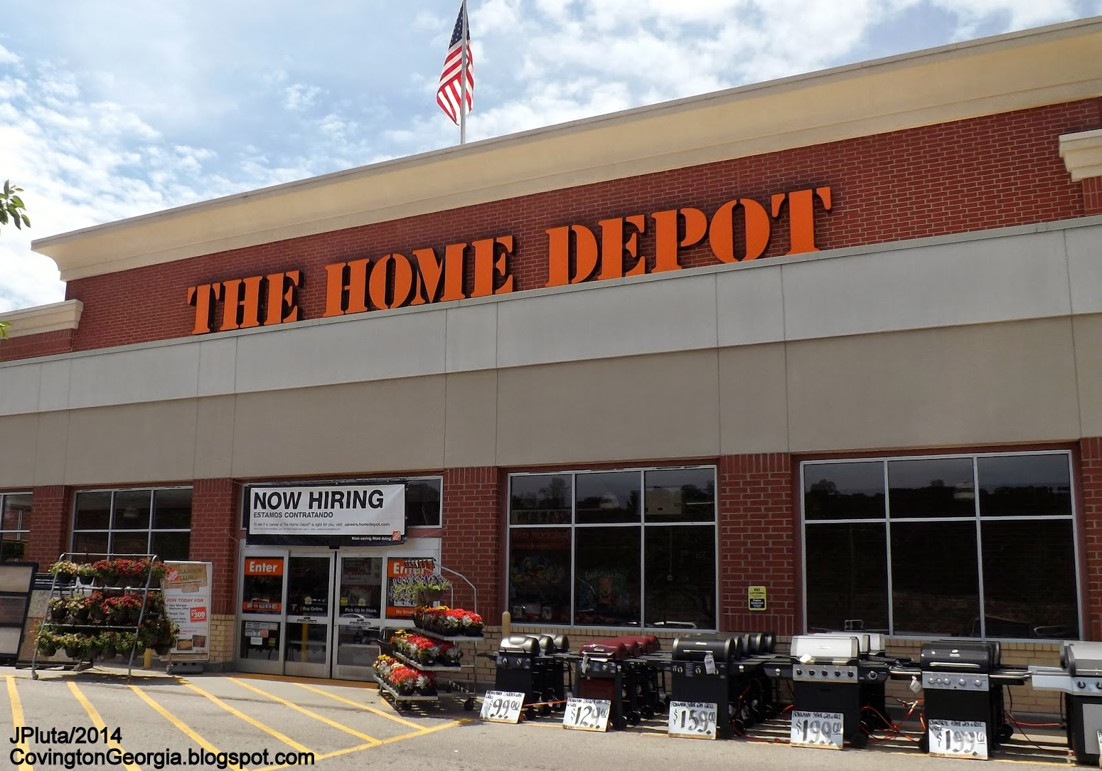 Home depot covington georgia hwy 142 nw home depot for Depot ringcenter