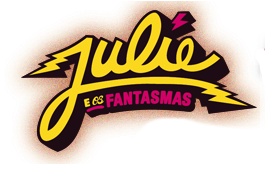 Nickelodeon - Julie e Os Fantasmas