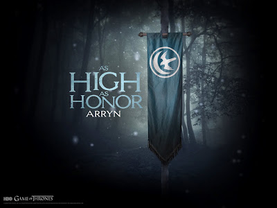 Wallpaper: Game of Thrones - Casa dos Arryn