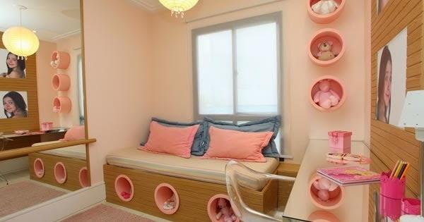 Dormitorios delicados para ni as quarto meninas - Decorar dormitorio nina ...