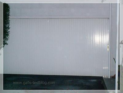 Aluminium Garagentor