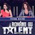 Romanii au talent 27 Martie 2015