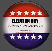 Don't forget about our Election Day Communion on November 6 at 7:00pm