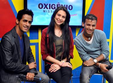 Kátia Soane entrevista OS FILHOS DO REI - Os sertanejos da Igreja Mundial