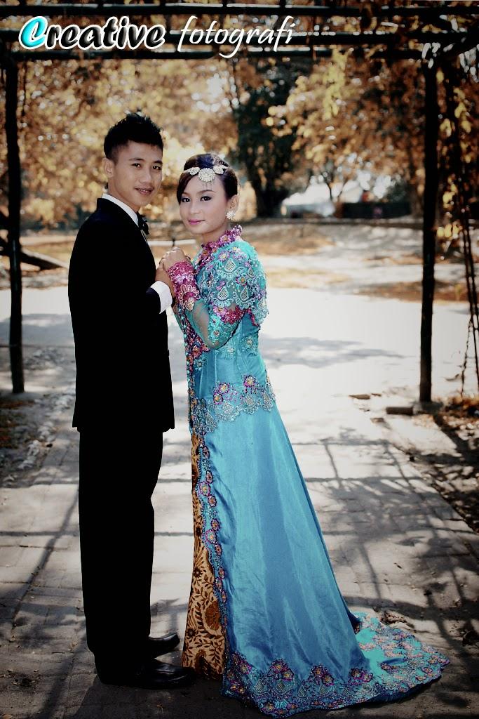 foto prewedding di semarang dengan riasan dan kebaya calon pengantin adat jawa