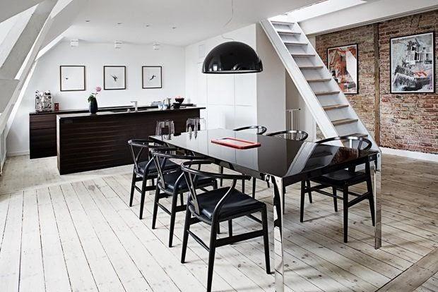 Inspira interiør: moderne kjøkken til inspirasjon