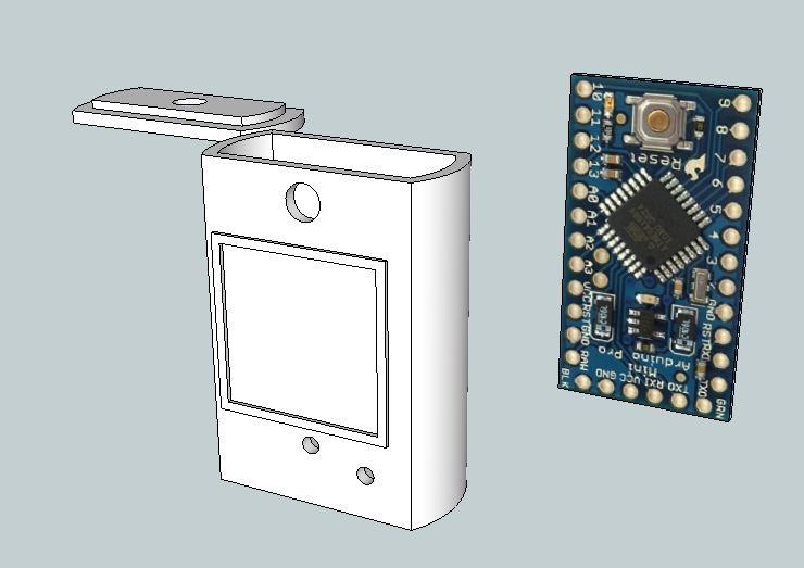 Lyndsay williams arduino case design