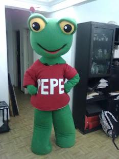Show de Sapo Pepe y Sapa Pepa