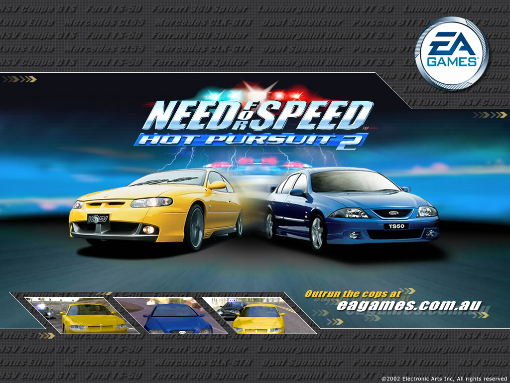 Free Download NFS Hot Pursuit PC Games