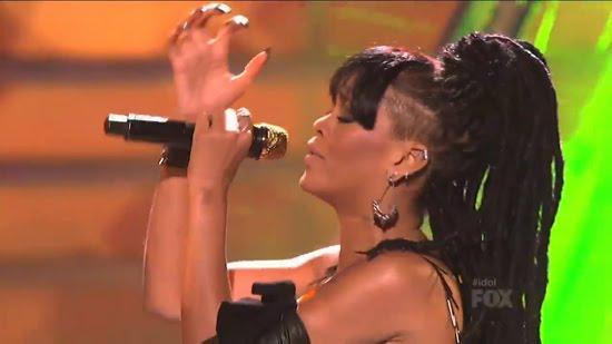 Rihanna American idol 2012 finale