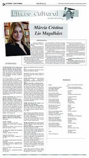 Entrevista ao Jornal Alto Madeira