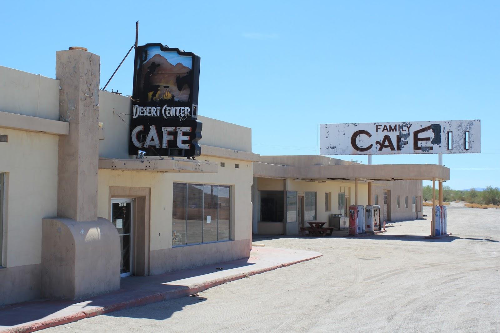 Mt Shasta Ca >> Very Good Citizenship Today: Desert Center, California ...