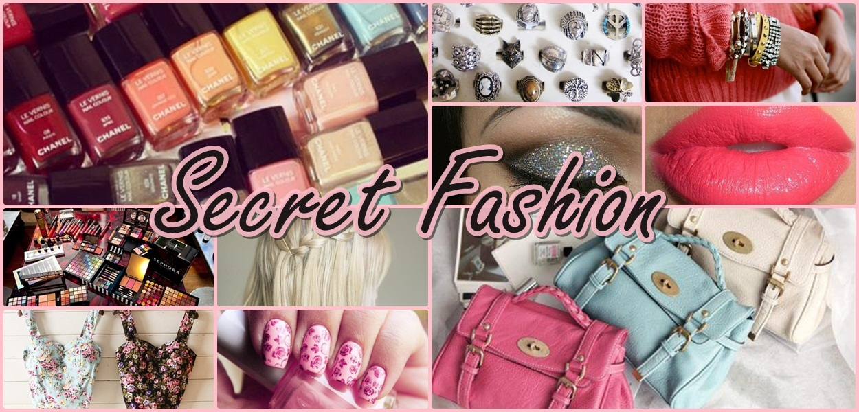 Blog Secret Fashion