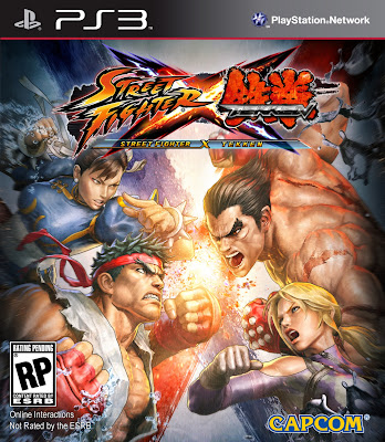 Street Fighter X Tekken PS3ISO