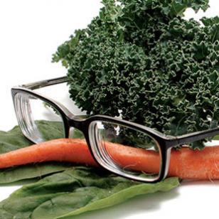 Eye diet