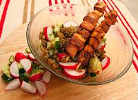 cokovy salat s tofu