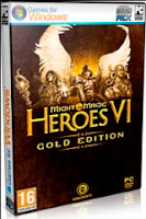 Download PC Game Might and Magic Heroes VI Gold Edition