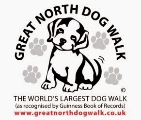 2015 Great North Dog Walk.