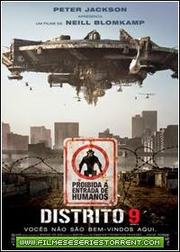 Distrito 9 Dublado Torrent (2009)