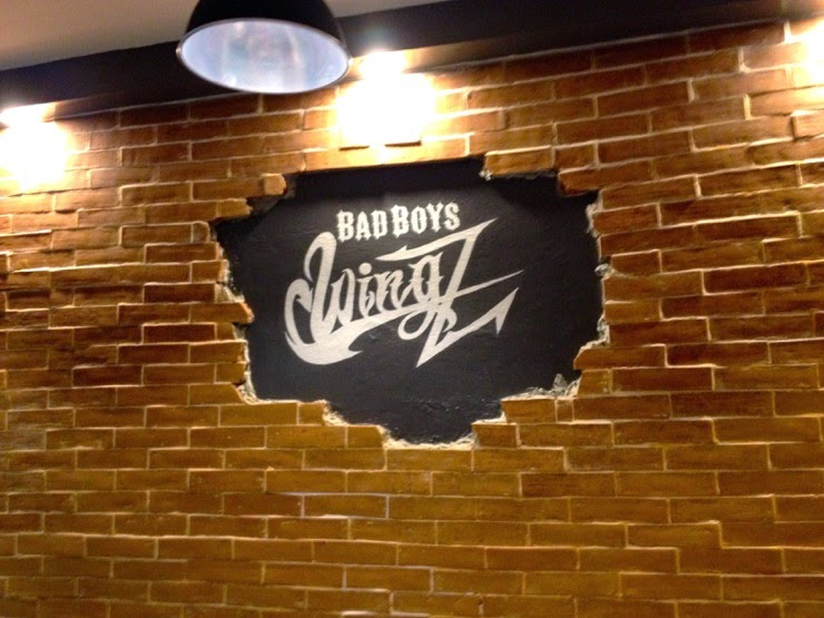 Bad Boys Wingz, Talamban, Cebu City. Best new restaurants in  Cebu