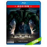 El Increíble Hulk (2008) BRRip 720p Audio Dual Latino-Ingles