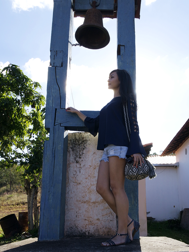 Look do Dia: Almoço de Domingo Short Anacapri
