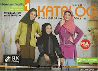 Katalog Sik Clothing