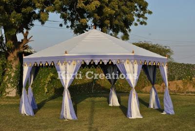Outdoor Pavilion Tents