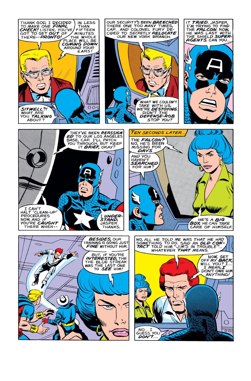 Captain America (1968) Issue #228 #142 - English 12